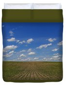 Stretching To The Horizon Duvet Cover