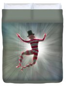 Strings Duvet Cover