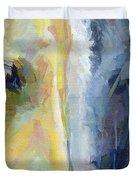 Stripes Duvet Cover by Kimberly Santini