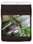 Stripes Or Solids Duvet Cover