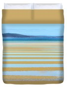 Stripy Shores Duvet Cover