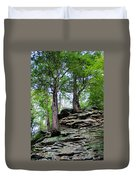 Strong Roots Duvet Cover