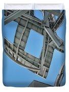 Structure - Center For Brain Health - Las Vegas - Color Duvet Cover