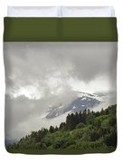 Stryn Lake And Jostedalsbreen National Park Duvet Cover