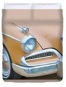 Studebaker Duvet Cover