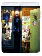 Studio Door Duvet Cover