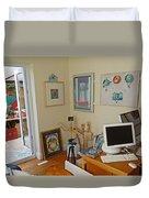 Studio Still Duvet Cover