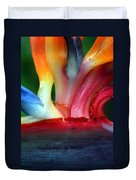 Study Of A Bird Of Paradise 3 Duvet Cover
