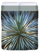 Stunning Agave Plant Duvet Cover