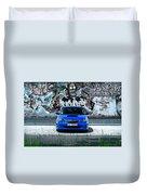 Subaru Duvet Cover