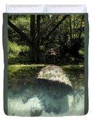 Submerged Duvet Cover