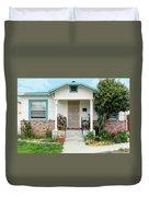 Suburban House Hayward California 20 Duvet Cover