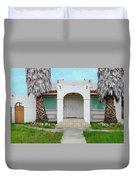 Suburban Surveillance House On Montgomery Avenue Hayward California 6 Duvet Cover