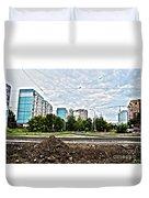 Suburbs Duvet Cover