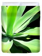 Succulent Agave Art By Sharon Cummings Duvet Cover