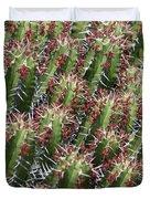 Succulent Series Vi Duvet Cover