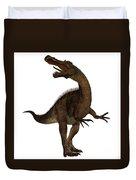Suchimimus Profile Duvet Cover