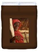 Sudanese Girl Duvet Cover
