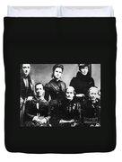 Suffragettes, 1888 Duvet Cover