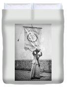 Suffragist, C1912 Duvet Cover