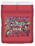 Sug At Red Rocks Amphitheater 2010 Duvet Cover