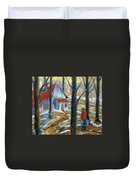 Sugar Bush Duvet Cover