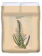 Sugar Cane, 1597 Duvet Cover