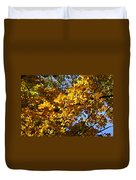 Sugar Maple Duvet Cover