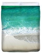 Sugar Sand Beach Duvet Cover