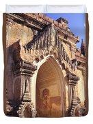 Sulamani Temple Duvet Cover