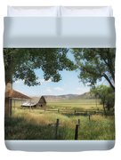 Summer Afternoon Duvet Cover