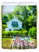Summer Afternoon In The Hamptons Duvet Cover