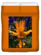 Summer Bloom Duvet Cover