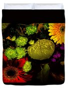 Summer Boquet Duvet Cover