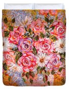 Summer Bouquet Duvet Cover