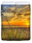 Summer Breezes Duvet Cover