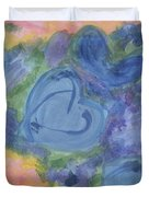Summer Dance Of The Hearts #49 Duvet Cover