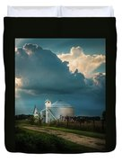 Summer Farm Duvet Cover