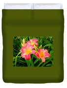 Summer Flame Duvet Cover