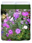 Summer Flowers 5 Duvet Cover