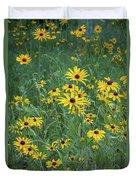 Summer Garden Duvet Cover