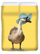 Summer Goose Duvet Cover
