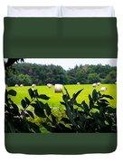 Summer Hay Duvet Cover