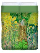 Summer House Duvet Cover