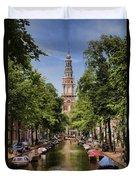 Summer In Amsterdam-2 Duvet Cover