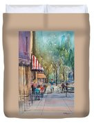 Summer In Cedarburg Duvet Cover