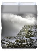 Summer In The Rockies Duvet Cover