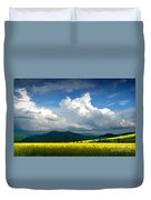 Summer Is Coming Soon Duvet Cover