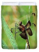 Summer Dragonfly Duvet Cover