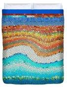 Summer Mosaic Duvet Cover